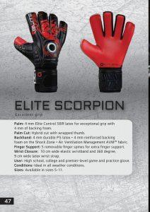 elite.scorpion.keepershandschoenen